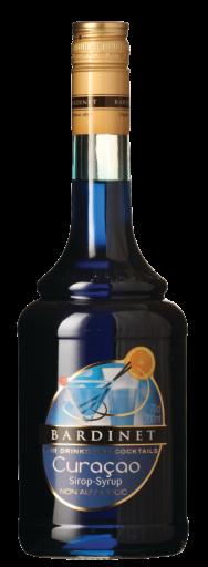 Bardinet Curacao Blue (Alcohol free drinksmixer)