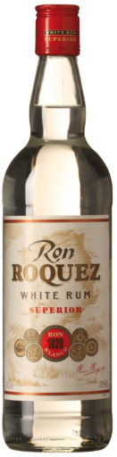 Ron Roquez Superior White Rum
