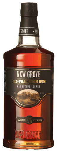 New Grove Old Tradition Rum Aged 5 years