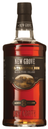 New Grove Old Tradition Rum Aged 8 years + Cannister