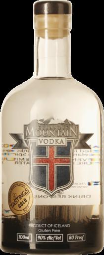 Icelandic Mountain Vodka